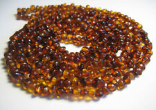 "Genuine BALTIC  AMBER Necklace  47""  120cm"