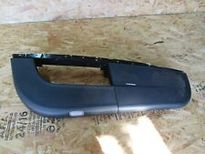 Left Front Nappa Leather Lower Door Panel Trim MERCEDES W221 S600 S550 OEM