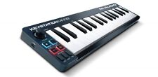 New M-Audio Keystation Mini 32 II USB Keyboard MIDI Controller With Tracking