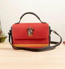 Official Red Harry Potter Gryffindor Crest Satchel Bag