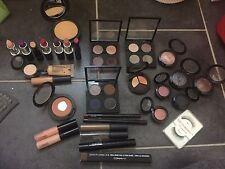 Mac Cosmetics Make Up Artist Set Eyeshadow Palette Lipstick Kajal Concealer