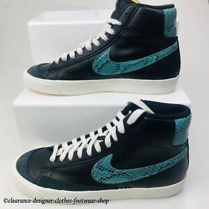 NIKE Blazer Mid 77 Vintage WE Reptile LEATHER TRAINERS MENS Casual Retro RRP £90