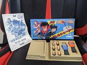 Tomy Japan Spinja Warrior Spinjas Battle Beasts