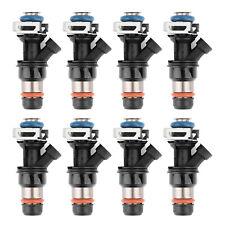 8pc Delphi Fuel Injectors 1pcs For 1999-2007 Chevy Gmc Cadillac/ 4.8L 5.3L 6.0L