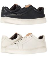 UGG Brand Fashion Casual Men Shoes Low Top CALI Sneakers Black Parchment White
