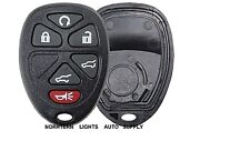 New Replacement Keyless Entry Remote Key Fob Shell Pad & Case For 15913427