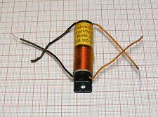Choke 2 x 4mH 0,6A 500V from radio receiver EKD 300 RFT DDR