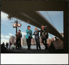 THE ROLLING STONES POSTER PAGE 1997 BROOKLYN BRIDGE PRESS CALL . Y91