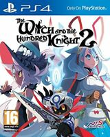 The Witch and the Hundred Knight 2 | PlayStation 4 PS4 New (4)
