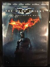 DVD - Comme neuf - BATMAN THE DARK NIGHT -Zone 2 - CHRISTIAN BALE