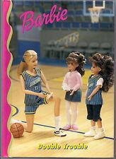 2000 - Barbie'S Children's Reading Book - Double Trouble !