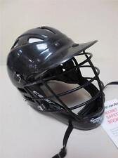 ~NEEDS SMALL REPAIRS~ Cascade Men's CLH2 Lacrosse Helmet Black Size XXXS Small