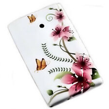 Design nº 1 de silicona TPU Cover Case Handy para LG e400 Optimus l3