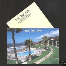 Postcard: Kon Tiki Inn Motel Pismo Beach California PC