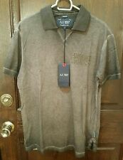 Armani Jeans Men's Polo Shirt - M - Grey