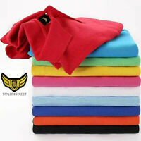 POLO : Men's Plain Polo Shirts 100% Cotton and Soft ||  Amazing Offer.
