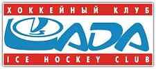 """Lada Tolyatti KHL Hockey Car Bumper Window Locker Sticker Decal 6""""X3"""""""