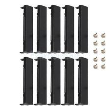 10X Hard Drive Metal Tray Caddy Case for Dell Latitude E6510 Computer Laptop
