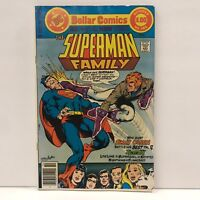 The Superman Family #185 Giant Dollar Comics Neal Adams DC VF- Minus Krypto