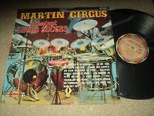 """@ MARTIN CIRCUS 33 TOURS LP 12 """" FRANCE CHANTENT LEURS SUCCES"""