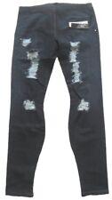 Joe 's Femmes leggingjeans the Legging Jean bleu foncé taille L
