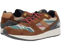 Polo Ralph Lauren Train 100 Casual Shoe - Men's Size 11D Brown New Snuff No Box
