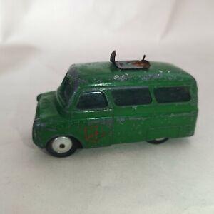 Vintage Corgi Toys 405 - Bedford Utilecon AFS Tender green