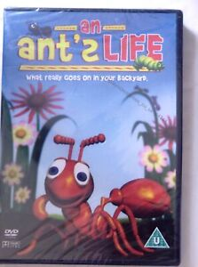 64744 DVD - An Ant's Life [NEW & SEALED]  2006  BVENT0777