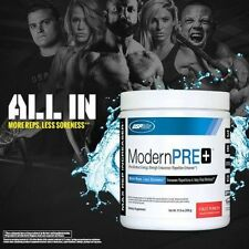 USP Labs ModernPre+ Pre Workout MODERN FRUIT PUNCH NEW UK FREE RM 48 POST