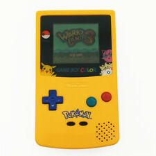 Pokemon Edition Refurbished Nintendo Game Boy Color Console GBC Console