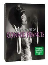 The Very Best Of Connie Francis. 5060143493591.