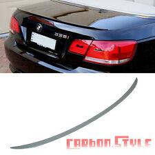 ABS Unpainted BMW E93 3-SERIES M3 TYPE TRUNK BOOT SPOILER CONVERTIBLE 325 328