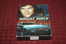 Knight Rider - Season 1 (DVD, 2004, 4-Disc Set) *Brand New Sealed*