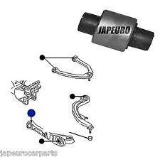 Si Adatta Nissan 350Z 3.5 Z33 Anteriore Braccio Oscillante Inferiore TRACK CONTROL ARM BUSH BOCCOLA