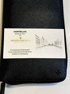 Montblanc Vacheron Constantin Limited Education Leather Wallet