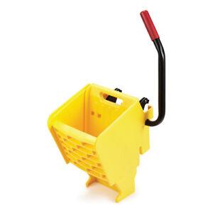 Rubbermaid Side-Press Wringer For WaveBrake 2.0 Mop Buckets, Brown