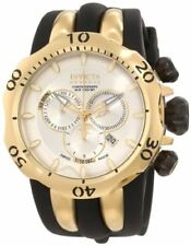 Invicta Men's 10834 Venom Reserve Chronograph Silver Dial Watch