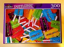 Summer Popsicles Puzzlebug 300 piece Brand New FREE SHIPPING