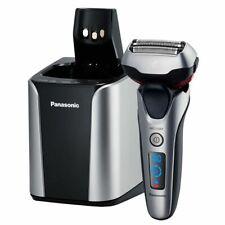 Panasonic ARC3 3-Blade húmedo/seco Para Hombre Afeitadora Eléctrica con la estación de Carga de Limpieza