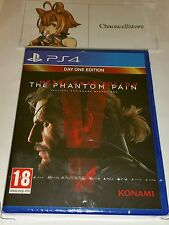 Metal Gear Solid V: The DAY ONE 1 PS4 New Sealed UK PAL Sony PlayStation 4