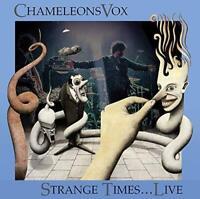 ChameleonsVox - Strange Times ...Live! (NEW CD)