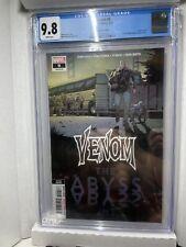 Venom 9 CGC 9.8 2nd Print Second Printing