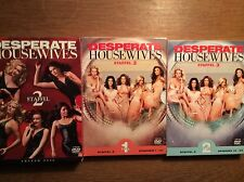 Desperate Housewives -  Staffel 2.1 + 3.1 + 3.2 [ 10 DVD ]