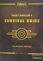 Fallout 4 Vault Dweller's Survival Guide Collector's Edition : Prima Official...