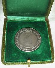 DEC5328 - MEDAILLE Sté CENTRALE DE SAUVETAGE DES NAUFRAGÉS TREGASTEL 1933 & 1934