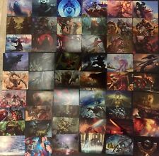 Russian Modern Horizons Art Series Complete Set 54 Cards MTG NM Magic
