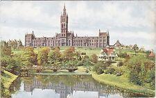 University & West End Park, GLASGOW, Lanarkshire