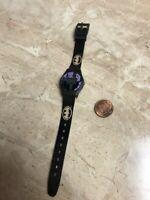 Vintage Batman Glow in the Dark Digital Wrist Watch Untested DC Quintel 1992