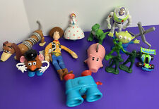 Toy Story Original Burger King Kids Meal Toys Lot 1995 Disney Pixar Woody Buzz