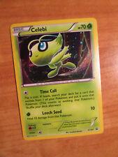 NM Pokemon CELEBI Card BLACK STAR PROMO Set XY187 Volcanion Mythical Collection